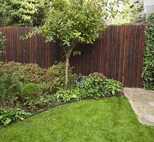 Bambuszaun | Sichtschutz | Bambusmatte | Gartenzaun