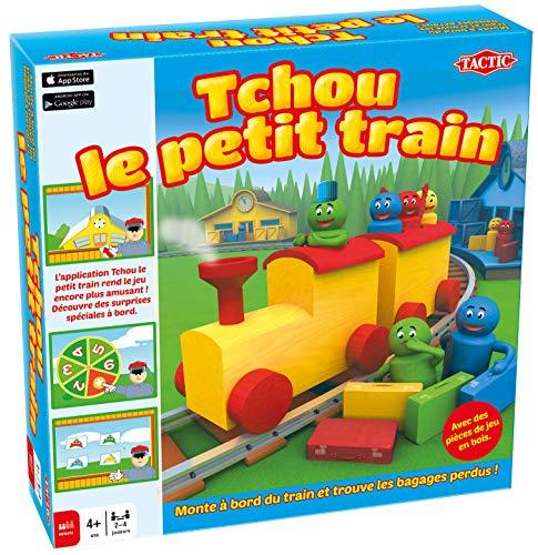 Tactic- Jeu de Plateau, 53671, Multicolore