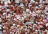 Piatnik 5430 - Kuschelige Weihnacht Puzzle 1000 Teile