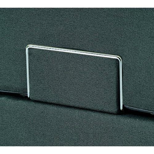 Image of Tempur Matratzenhalter Satz D 3000 für freistehende Systemrahmen, Metall, Chrom, One Size