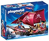 Click here for Playmobil 6681 Floating Pirates  Patrol Boat