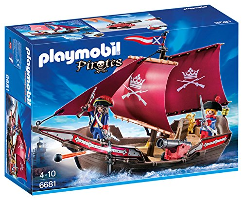 Playmobil 6681 Floating Soldiers' Patrol Boat