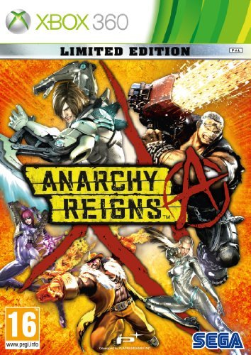 Price comparison product image Anarchy Reigns: Limited Edition (Xbox 360)