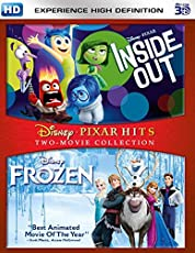 Inside Out and Frozen (3D)