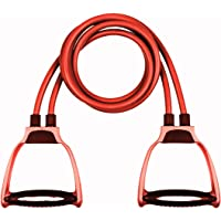 SIDHMART Resistance Band Latex Exercise Pilates Tubes Pull Rope Expanders Elastic Body-Building Fitness Equipment