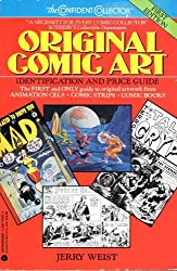 Original Comic Art: Identification and Price Guide (The confident collector) by Jerry Weist (1992-12-01)