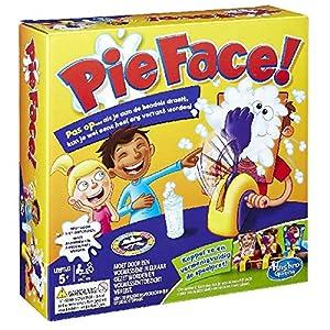 Hasbro Pie Face: Chain Reaction Niños y Adultos Juego de Habilidades motrices Finas - Juego de Tablero (Juego de Habilidades motrices Finas, Niños y Adultos, Niño/niña, 5 año(s), Caja)