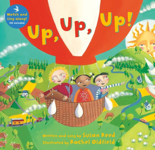 Up, Up, Up! [with CD (Audio)] [With CD (Audio)] (Barefoot Books Singalongs) -