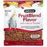 Zupreem Fruit Blend for Medium Birds, 907 g