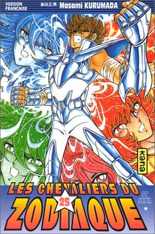 Les Chevaliers du Zodiaque : St Seiya, tome 25