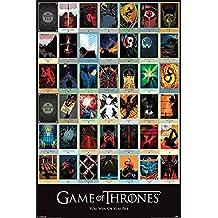 Grupo Erik Editores Game Of Thrones (Episodes) - Poster