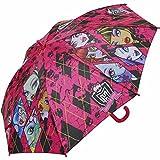 Die besten Monster High Regenschirme - Kinderschirm mit Automatik - Monster High - shattered Bewertungen