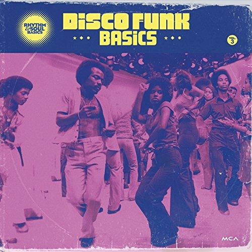 Rhythm & Soul Basics Vol. 3 : Disco Funk Basics - Amazon Musica (CD e Vinili)