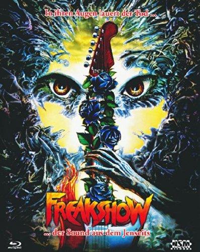 Bild von Freakshow - Black Roses [Blu-Ray] [kleine Hartbox] limitierte Version