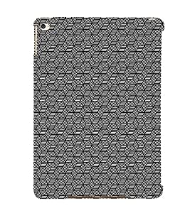 Ebby Premium Printed Back Case Cover With Full protection For Apple iPad 6 (Designer Case)