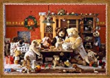 Bärenbackstube Adventskalender: Kleiner Wandkalender