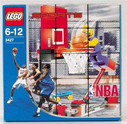 LEGO Sports Basketball 3427 - NBA Slum Dunk