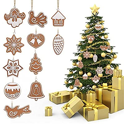 Christmas Forks Knives Dinner Flatware Decoration Holders, Santa Claus Cloth ,Elk ,Snowman Style Tableware Bags Cover Set Pack Of 3 / Pack Of 6 - low-cost UK light shop.