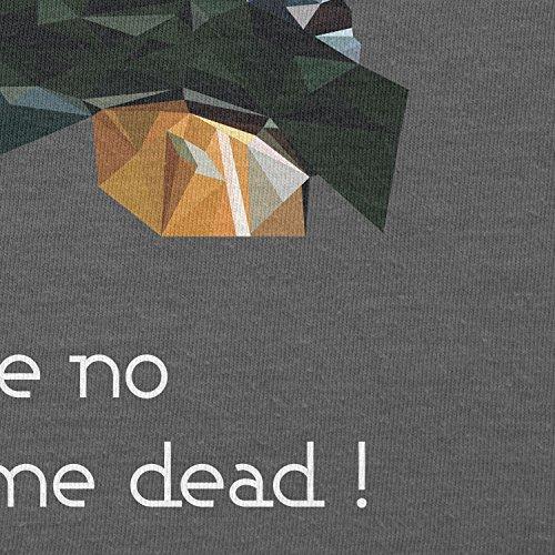 NERDO - Poly Boba - Herren T-Shirt Grau