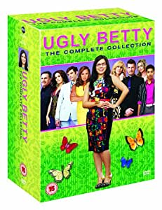 Ugly Betty - Season 1-4 [DVD] [2007]
