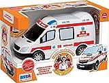 Usato, Ambulanza con luci e suoni usato  Spedito ovunque in Italia