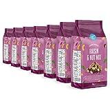 Marca Amazon - Happy Belly Mezcla de frutos secos y pasas, 7 x 200gr