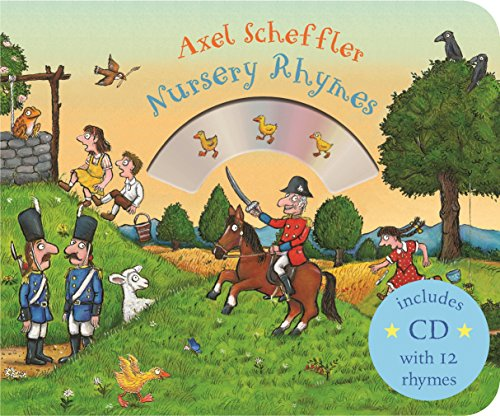 Mother Goose's Nursery Rhymes: Book and CD Pack (Mother Goose's Rhymes, Band (Duke York Of Die Grand Old)