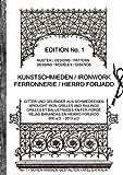 Kunstschmieden / Ironwork / Ferronnerie / Hierro Forjado: Gitter und Geländer aus Schmiedeeisen /...