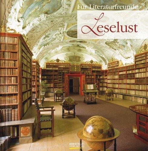Buchseite und Rezensionen zu 'Leselust: Geschenkbuch für Literaturfreunde' von unbekannt