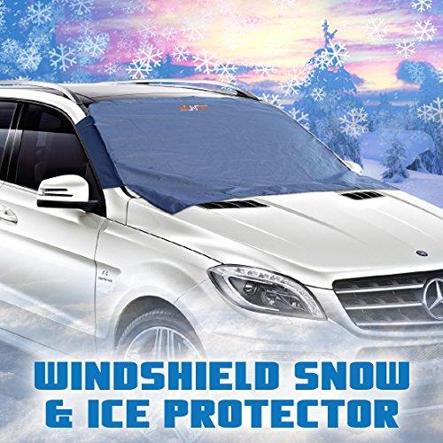 Anti-Gelo-parabrezza-anti-neve-Protegge-il-vetro-dal-ghiaccio-magnetico-anti-graffio-Robusto-Materiale-adatto-a-lavori-pesanti-127-x-158-cm-Tieni-la-tua-auto-Pulita-e-libera-dal-ghiaccio-Car-Van-SUV