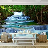Vlies Fototapete 'Wasserfall' 308x220 cm - 9036010b RUNA Tapete