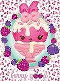 Puzzle–ceaco–Num Noms–Duft Very Berry Kunstnägel New 1668–1