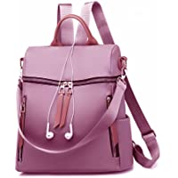 PAGWIN Cute Small Stylish/Fancy New Design Women Backpack (PG-0027-BABY Pink)