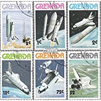 Grenada 889-894 (complete.issue.) 1978 Space Shuttle Space Shuttle (Stamps for collectors) Space