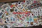 Robbert s Briefmarken Kiloware, Alle Welt 100g Missionsware, wie gespendet auf Papier, gestempelt
