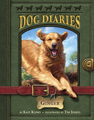 Dog Diaries #1: Ginger