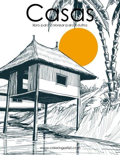 Descargar Casas libro para colorear para adultos 1: Volume 1 por ...