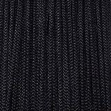 Trimming Shop Premium Qualität Nylon Vorhang Track Kordel in 3mm-Ideal Ersatz für alte Tracking Bindekordeln-erhältlich in 10m, 25m, und 50m, Nylon, schwarz, 10 Meter