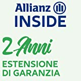 """Allianz Inside, Il Valore della Copertura assicurativa """"Estensione di Garanzia"""" con validità di Due Anni per…"""