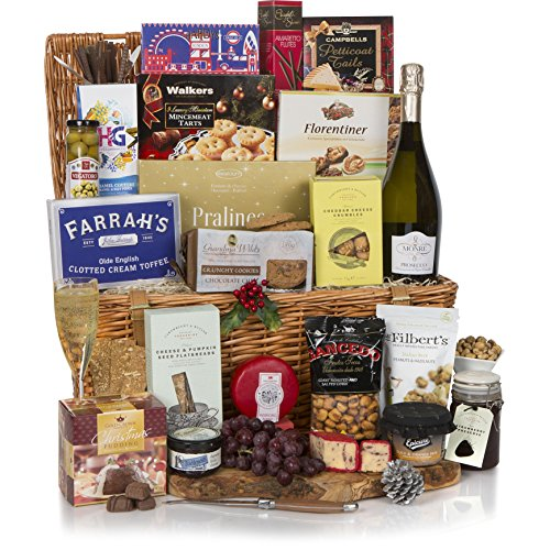 The Classic Christmas Hamper - Family Sized Luxury Christmas Hampers & Xmas Traditional Large Gift Baskets