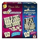 SCHMIDT SPIELE - Rummy con Juego de Complementos para 5-6 Jugadores - 49233