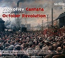 Prokofjew: Kantate zum 20. Jahrestag der Oktoberrevolution