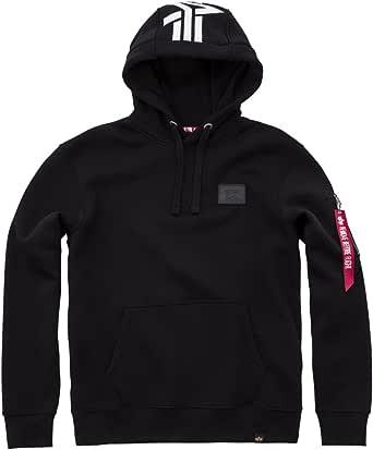 Alpha Industries Back print hoodie