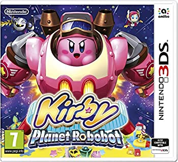 Kirby Planet Robobot for Nintendo 3DS