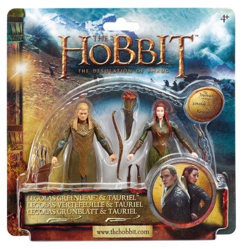 Tauriel Der Kostüm Hobbit - The Hobbit BD16014.0091 - Legolas und Tauriel - Figuren