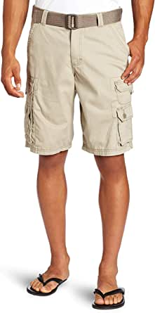 Lee Men's Big & Tall Dungarees Belted Wyoming Cargo Short