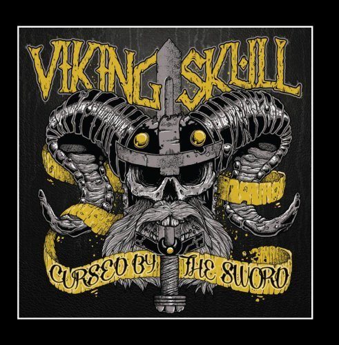 Cursed by the Sword Import Edition by Viking Skull (2013) Audio CD