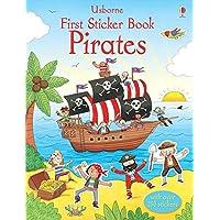 First Sticker Book Pirates (First Sticker Books)