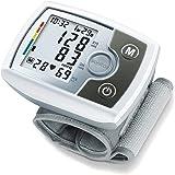 Sanitas SBM 03 volautomatische polsbloeddrukmeter, met polsmeting, incl. opbergzakje
