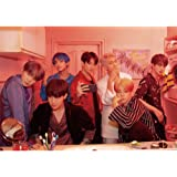 Pepronica BTS Glossy Rolled Wall Poster (Paper , 12x18 inch, Multicolour)